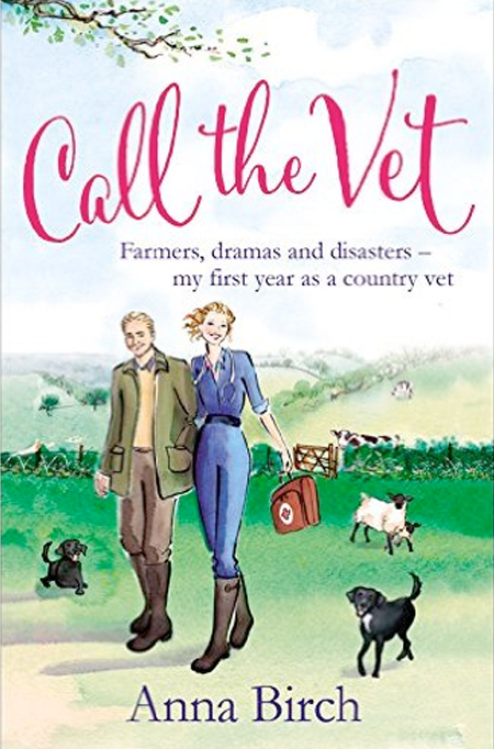 Book Cover - Gilla Primrose - Call the Vet