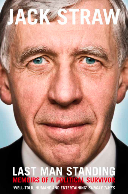Book Cover - Jack Straw - Last Man Standing
