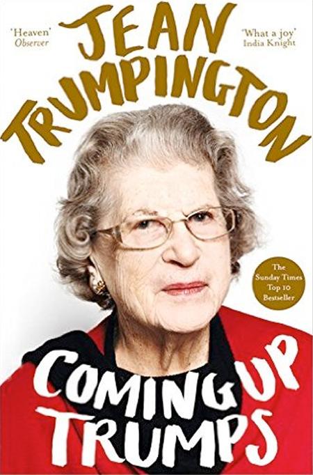 Book Cover - Lady Trumpington - Coming Up Trumps